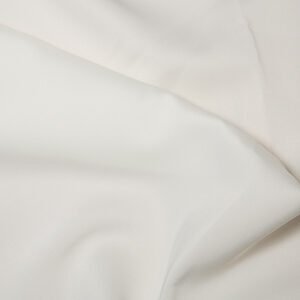 Ivory (duchess bridal satin)