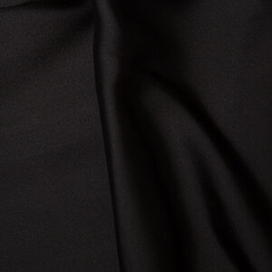 Black (silk satin)