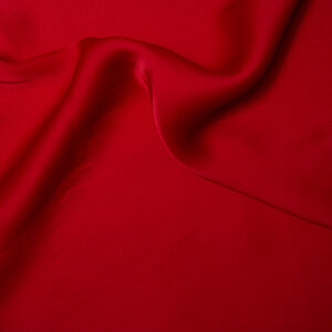 Crimson (silk satin)