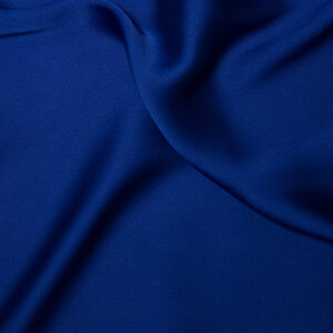 Royal Blue (silk satin)