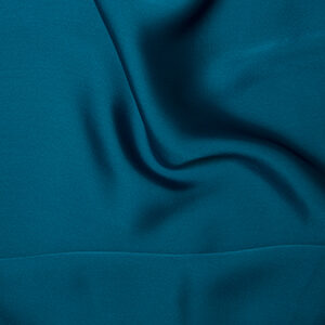 Teal (silk satin)