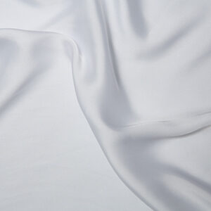 White (silk satin)