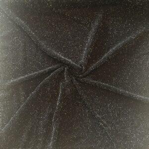 Black + Silver Sparkle - JSY036