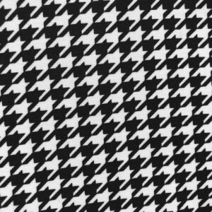 Hounds Tooth (small print)- JSY082