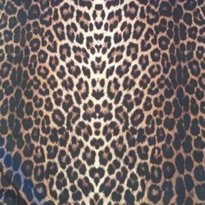 Leopard Print (thinner scuba)