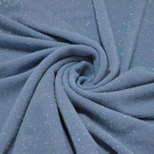Blue (slinky sparkle) - JSY081