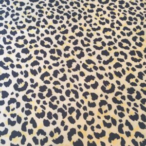 Yellow Leopard (soft touch) - LYC076