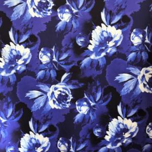 Cobalt Floral (scuba)